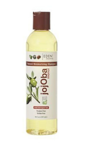 Eden Body Works All Natural Moisturizing Shampoo Jojoba Monoi (8 fl. oz.)