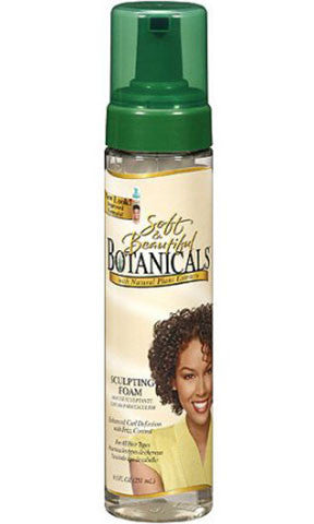 Soft & Beautiful Botanicals Ultra Nourishing Sculpting Foam (8.5 fl oz.)