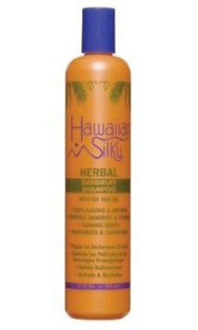 Hawaiian Silky Herbal Dandruff Shampoo