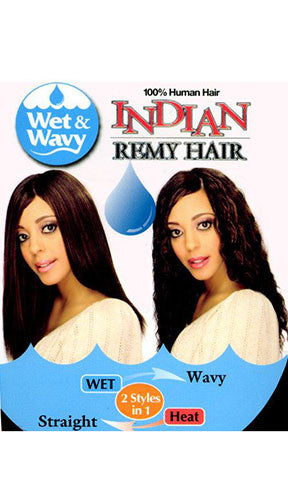 Zury Indian Remy Hair Wet and Wavy Natural Weaving