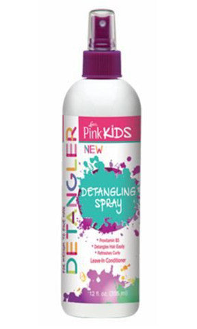 Luster's Pink Kids New Detangling Spray (12 fl. oz.)