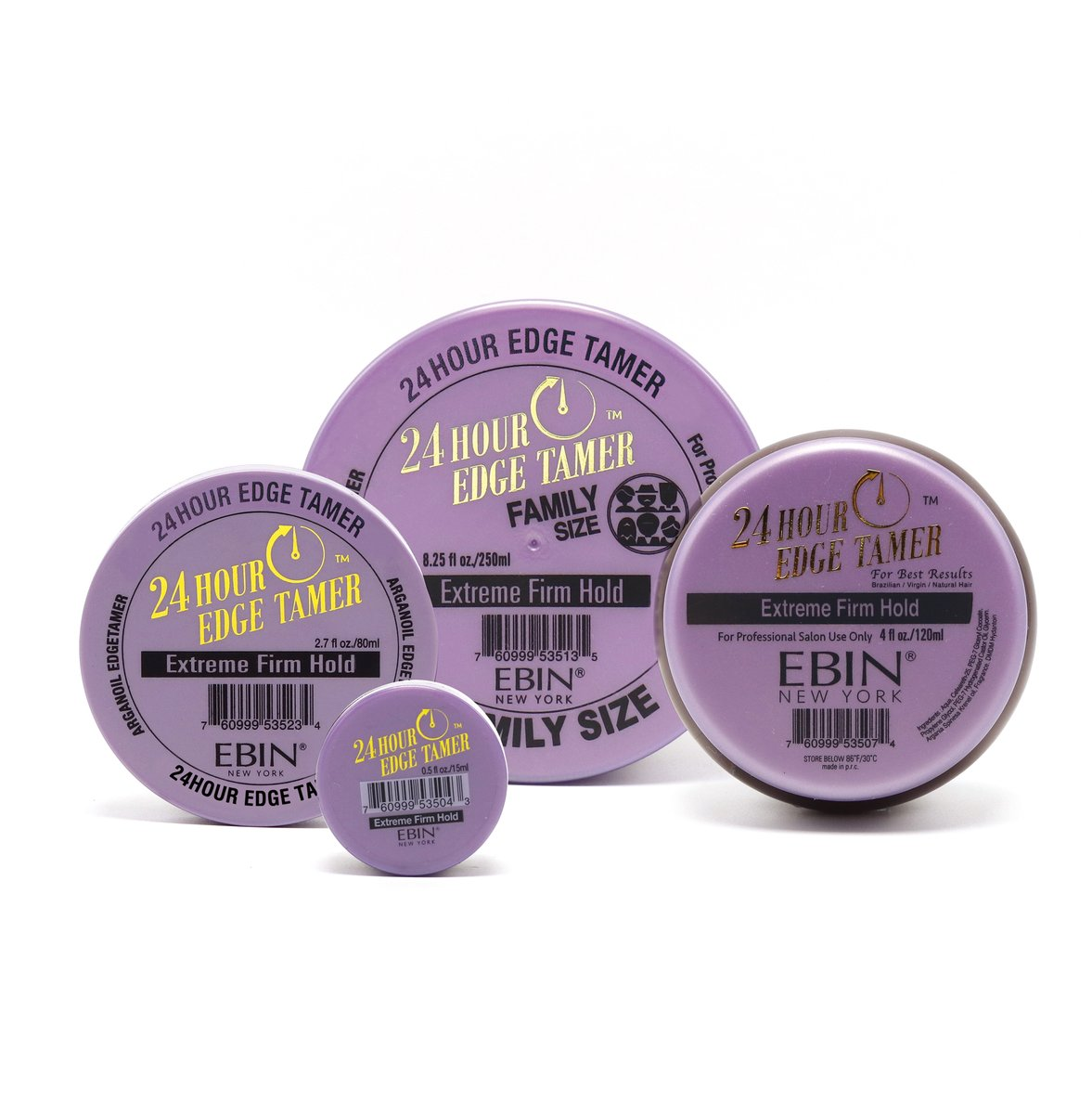 Ebin New York 24 Hour Edge Tamer - Extreme Firm Hold