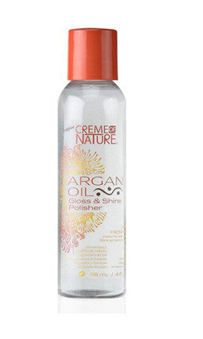 Creme Of Nature Argan Oil Gloss and Shine Polisher (4 oz.)
