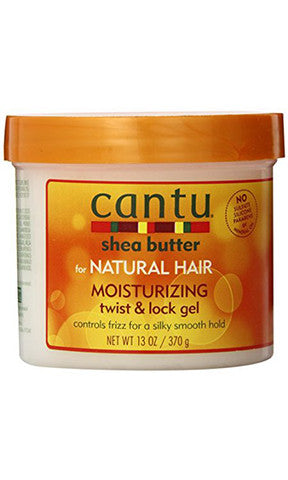 Cantu for Natural Hair Moisturizing Twist And Lock Gel