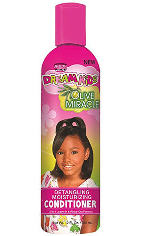 African Pride Dream Kids Olive Miracle Conditioner (12 fl oz.)