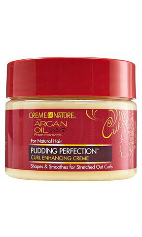 Creme of Nature with Argan Oil Pudding Perfection