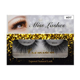 Miss Lash 100% Handmade Tapered 3D Volume lashes M317