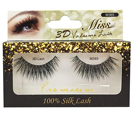 Miss Lash 100% Handmade Tapered 3D Volume lashes M365