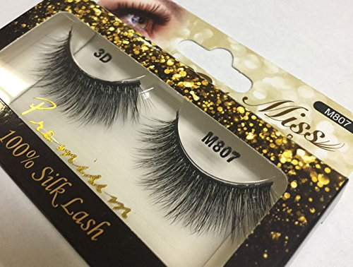 Miss Lash 100% Handmade Tapered 3D Volume lashes M807