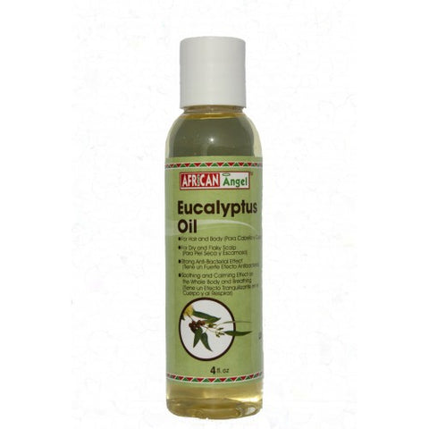 AFRICAN ANGEL Eucalyptus Oil 4 FL OZ