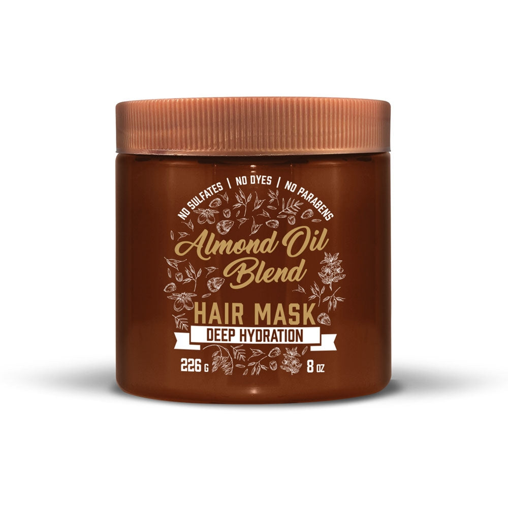AVEENO® ALMOND OIL BLEND HAIR MASK