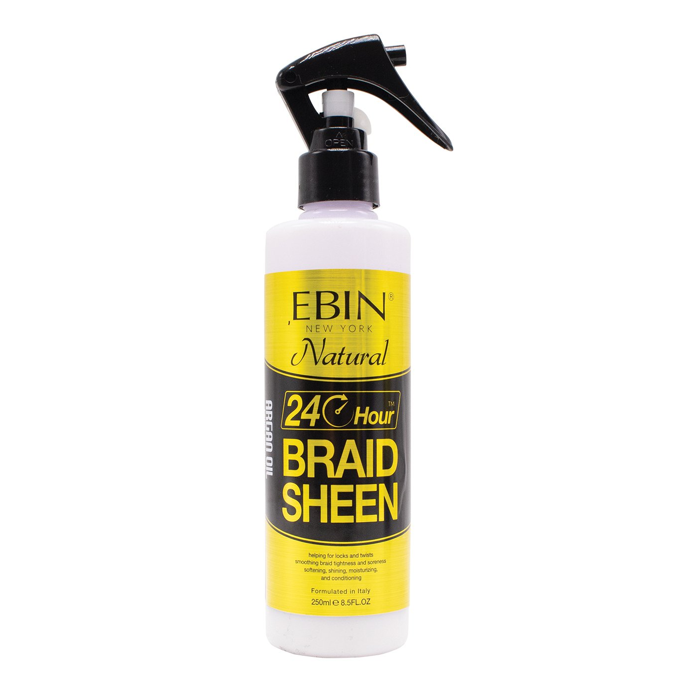 Ebin New York Natural 24 Hour Braid Sheen