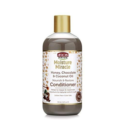 African Pride Nourish & Restore Conditioner