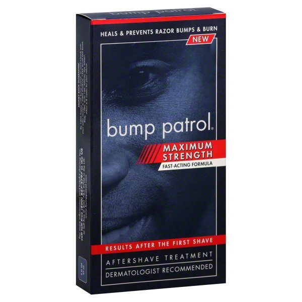 Bump Patrol Aftershave Treatment - Maximum Strength