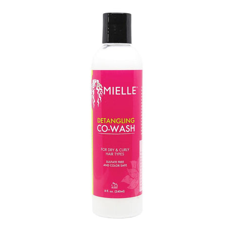 Mielle Organics Detangling Co-wash Pure Simple Natural 8 Oz