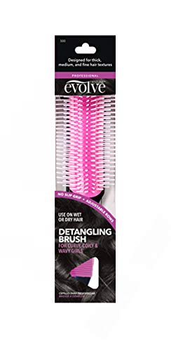 Evolve Detangling Brush