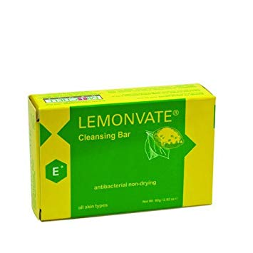 Lemonvate Cleansing bar Anti-Bacterial Soap 80g