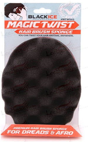 Magic Twist Hair Brush Sponge MTW002