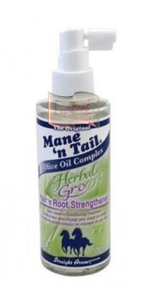 Mane N Tail Herbal Gro HAIR 'N ROOT STRENGTHENER 6 FL. OZ.