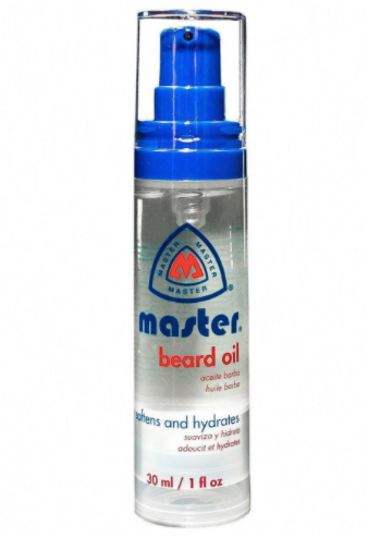 Master Beard Oil - 1 oz