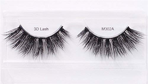 Miss Lash 100% Handmade Tapered 3D Volume lashes M302A