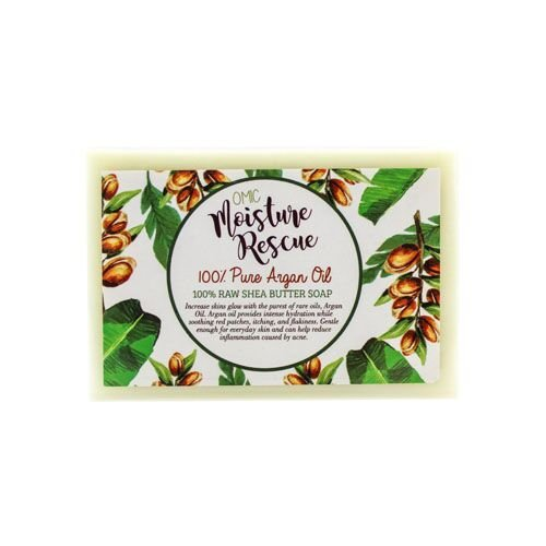 Moisture Rescue Shea Butter Soap with Argan Oil 125 g