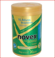 NOVEX 15 BRAZILIAN ACTIVES (35.3 oz.)