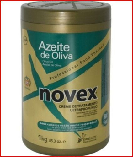 NOVEX OLIVE OIL EXTRA DEEP HAIR CARE CREAM
