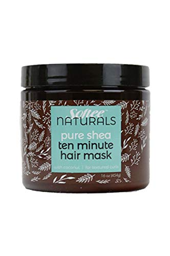 Softee Naturals Pure Shea Ten Minute Mask 16oz