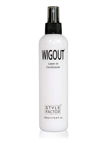 Style Factor Wig Out Leave In Conditioner 8.8 oz