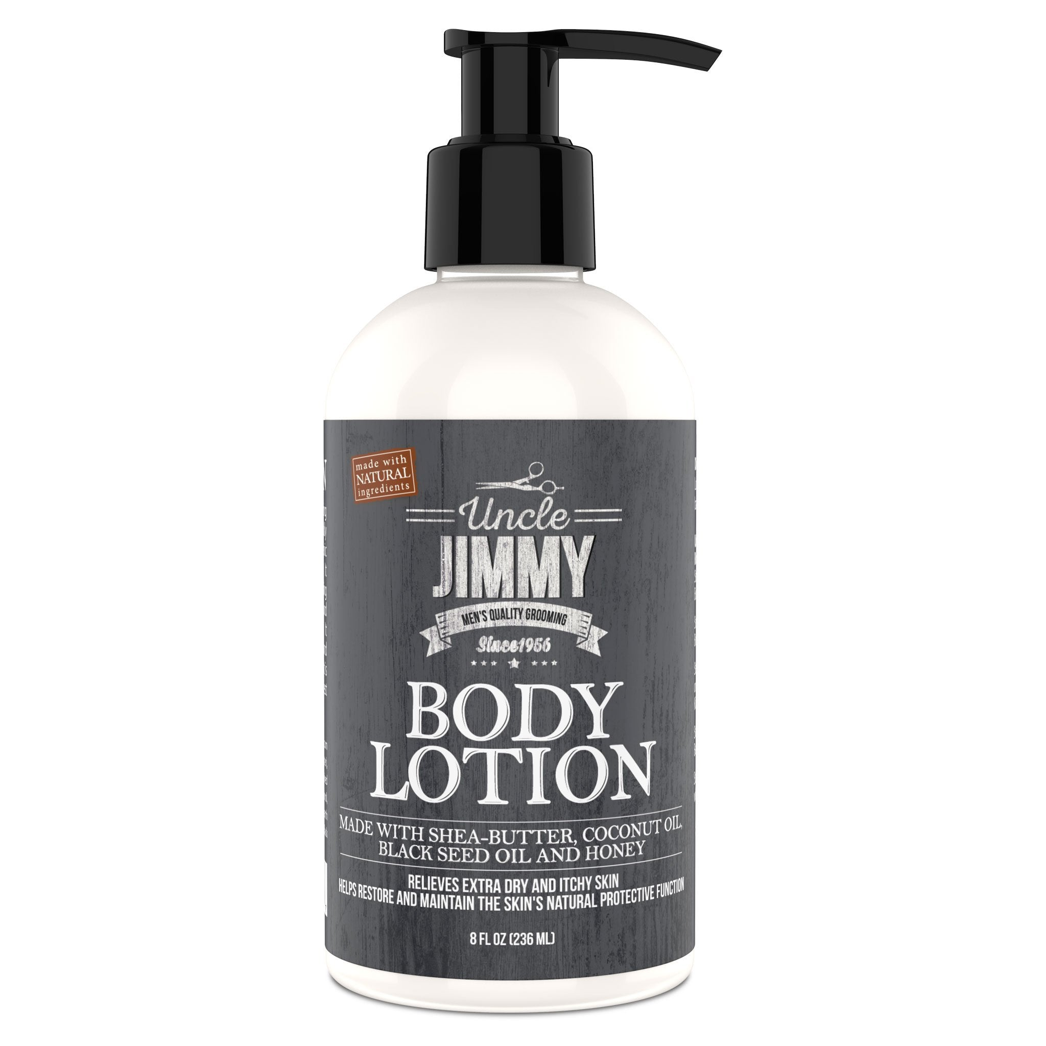 Uncle Jimmy Body Lotion - 8 oz