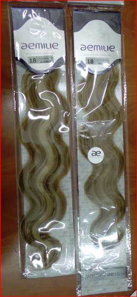 Aemilie Human Hair I-Tip Extension Body Wave