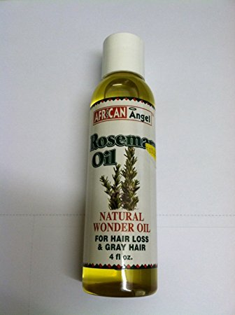 African Angel Rosemary Oil (4 fl oz.)