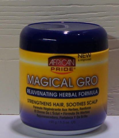 African Pride Magical Gro Herbal