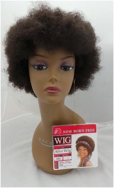 New Born Free Synthetic Afro Wig AW