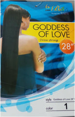 Biba Synthetic Goddess of Love Draw String Ponytail