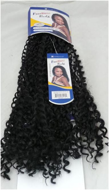 Freetress Synthetic Braid Bohemian Braid 20""