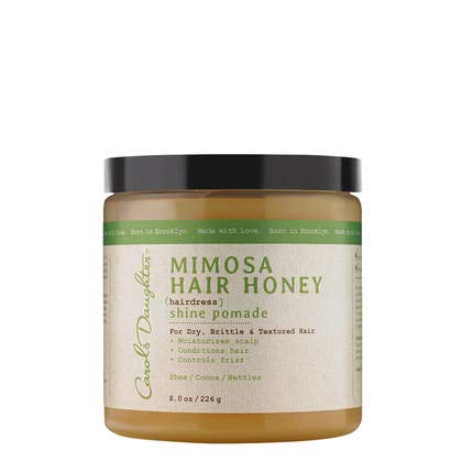 Carols Daughter Mimosa Hair Honey Hair Dress Shine Pomade 8oz
