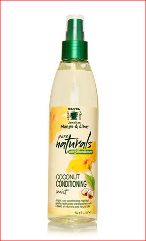 Jamaican Mango & Lime Pure Naturals Coconut Conditioning Mist 8oz