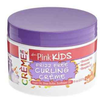 Luster's Pink Kids Frizz Free Curling Creme (8 oz.)