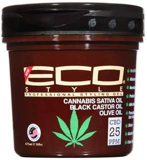 Eco Styler Cannabis Sativa Oil Styling Gel