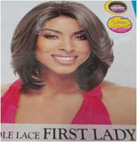 Janet Collection Whole Lace First Lady Wig