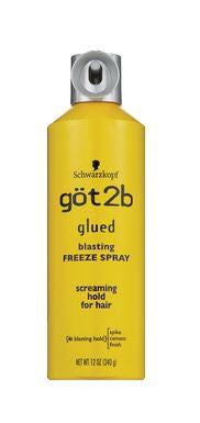Got2b Glued blasting Freeze Spray (12 oz.)