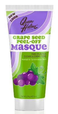 Queen Helene Antioxidant Grape Seed Extract Peel Off Masque (6 oz.)