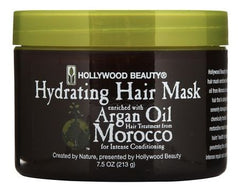 Hollywood Beauty Argan Oil Hydrating Hair Mask