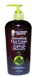 Hollywood Beauty Smoothing Hair Creme Argan Oil