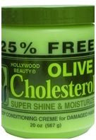 Hollywood Beauty Olive Cholesterol
