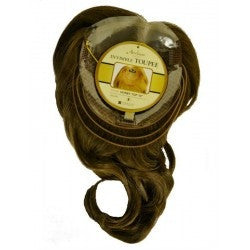 Acclaim New York Invisible Toupee Honey Top 10""