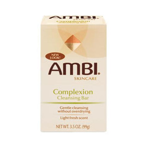 Ambi Complexion Cleansing Bar Light Fresh Scent