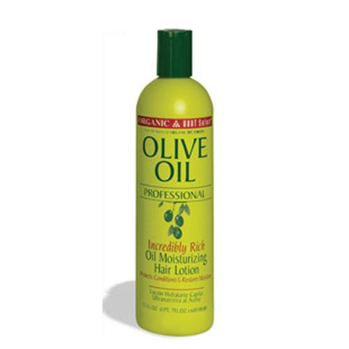 Organic Root Stimulator Olive Oil Professional Moisturizing Hair Lotion
